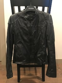 UNWORN DANIER LEATHER JACKET Edmonton, T6W 4H1