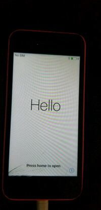 Unlocked Iphone 5c Clearfield, 84015
