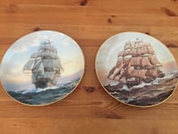 The GoldenAge of the Clipper Ship Series Plates X2 Toronto, M4P 1Y2