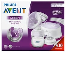BRAND NEW PHILLIPS SINGLE ELECTRIC BREAST PUMP