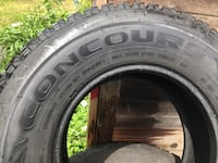 Vehicle tire set Coquitlam, V3K