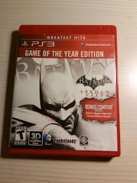 Batman Arkham City ps3 Güzeltepe, 34060