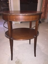 Deilcraft side table VINTAGE Toronto, M4J 2G7