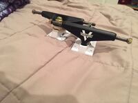 black and gray rifle with scope Greenfield, 93927