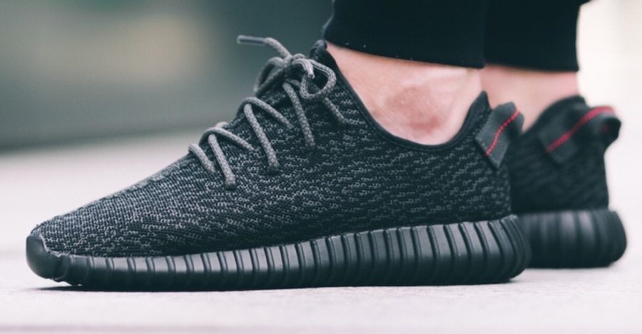 8a473ebe5 closeout adidas yeezy boost 350 low pirate black kit 52aa8 24ce2