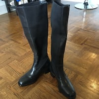 Santo Fraco real leather boots Toronto, M4S 1G4