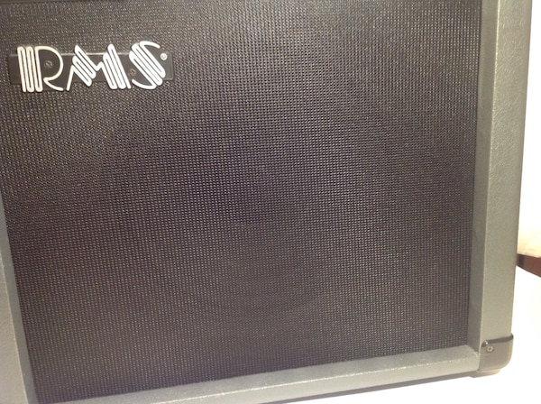 RMS RMSG40 GUITAR AMPLIFIER CLEAN CONDITION READY TO JAM! 0d7f8ddc-3d9f-48bf-99c1-cb3cda456bfb