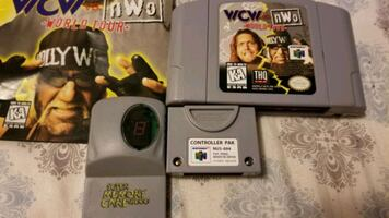 N64 game WCW vs NWO