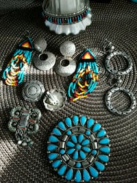 Native American and Mexican jewelry