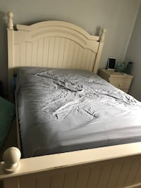 Full size bed, dresser, mirror and night stand.   Maple Grove, 55369