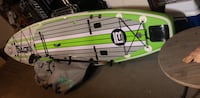 Inflatabe BOTE stand up paddleboard.. barley even saw water Destin, 32541