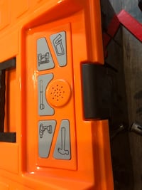 Talking tool box toy with play tools and accessories Ottawa, K2S 1P6