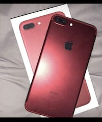 PRODUCT RED iPhone 7 Plus with box Calgary, T3J 1J5