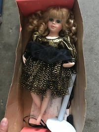 Bradley's Collectable Doll Santee, 92071