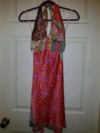 Sz 4 Alice & Trixie Paisley Halter Dress Alexandria, 22306