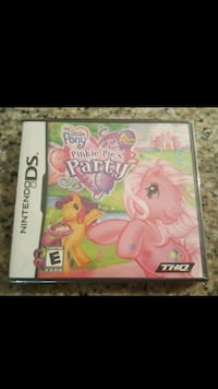Pinkie Pie's party - DS game
