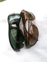 Authentic Ray Bands ($48 ea or BOTH --$80) Austin, 78745