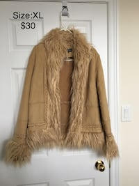 Coat for sell size XL OBO