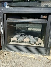 Double sided gas fire place Roseville, 95678