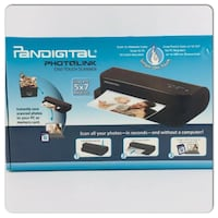 Pandigital one touch photo scanner Las Vegas, 89117