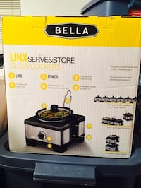Brand New Slow Cooker in Box
