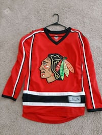 BLACKHAWKS JERSEY NEW