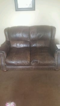 Leather loveseat  Silver Spring, 20904