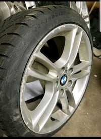 BMW 5x120 135i Msport Wheels