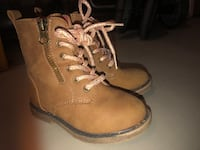 pair of brown leather work boots Bedford, 76021