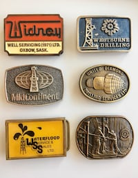 Collection of 1970s-Present Oil Drilling and Well Services Companies