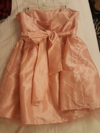 Large forever 21 ballerina pink mini dress