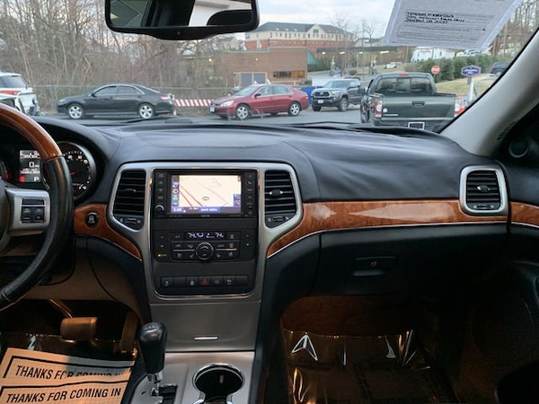 2012 Jeep Grand Cherokee for sale af940f91-1ff4-4c87-aa57-8339770e297c