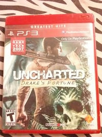 UNCHARTED: Drake's Fortune.