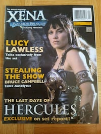 Xena: Warrior Princess - Official Magazine-Issue 4 Calgary, T3J 3J7