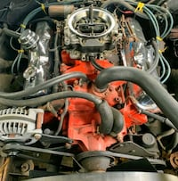 1969 Dodge Charger engine