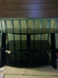 brown wooden crib with changing table North Baltimore, 45872