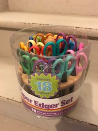 Paper edger set (like-new condition) Highlands Ranch, 80129