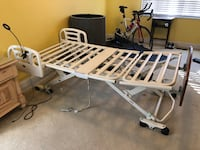 Fully articulating medical bed. Used 1 week.