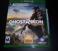 Ghost recon wild lands Xbox one Spruce Grove, T7X 0H3
