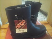 Dingo harnest boots size 11. Harwood Heights, 60706