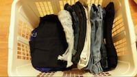 17 piece clothing lot