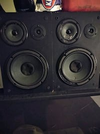 Home threater speakers