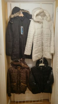 Girls winter coats Ajax, L1T 3G7