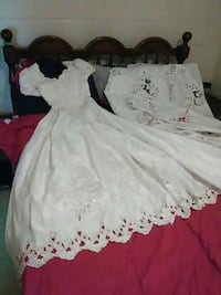 Wedding Dress Size 8 Never Worn