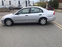 Honda - Civic - 2001 Peabody