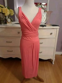 """""""Andy and A n h Orange dress size 4 Port St. Lucie, 34953"""