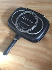 svart Dessini cooking pan Lillestrøm, 2000