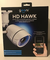 Geeni HD HAWK Smart Wi-Fi Outdoor Security Camera Pine River