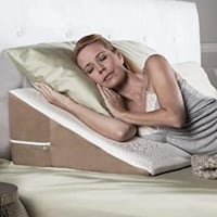 """Avana Back Wedge 8"""" Acid Reflux Pillow with Bamboo Cover"""