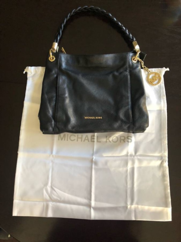 2bbc2f495192 Michael Kors Black Handbags - Foto Handbag All Collections ...